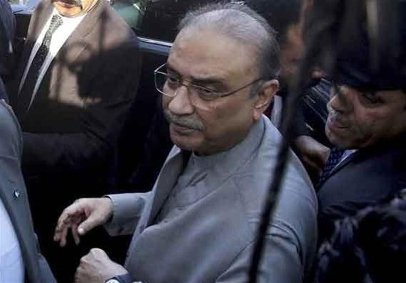 دادگاه عالی اسلام آباد دستور آزادی مشروط آصف علی زرداری را صادر کرد