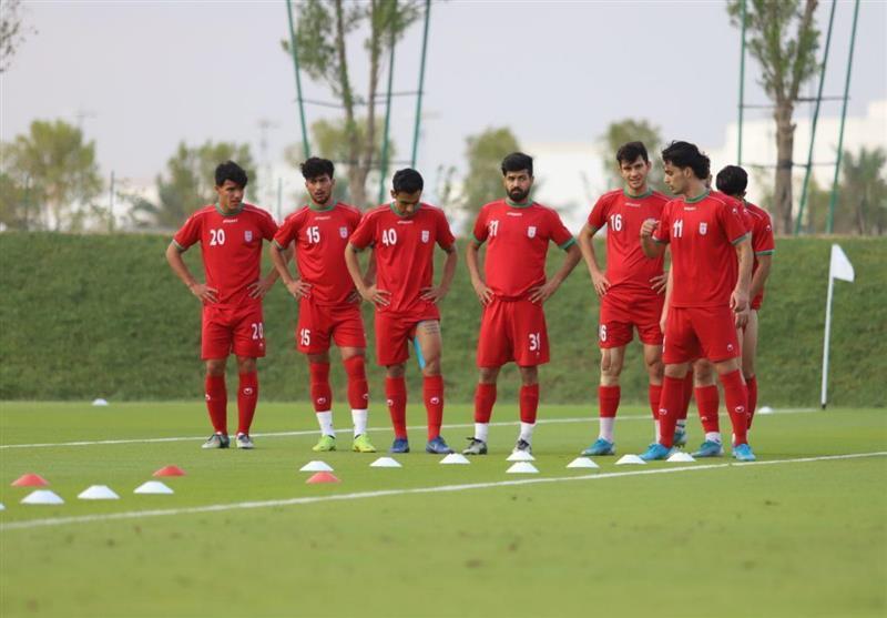 اعلام اسامی گروه دوم بازیکنان دعوت شده به اردوی تیم امید