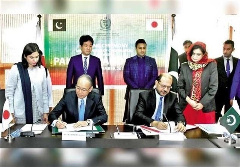 امضا تفاهم نامه تسهیل سفر اتباع پاکستانی برای کار به ژاپن