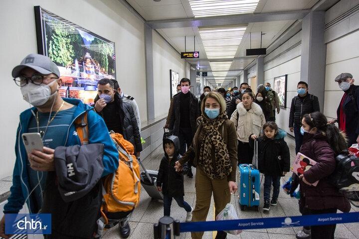 کنترل کلیه گردشگران چینی در کرمانشاه از نظر ابتلا به ویروس کرونا