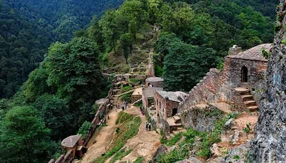 خانه عامری های کاشان ، اقامتگاهی سنتی