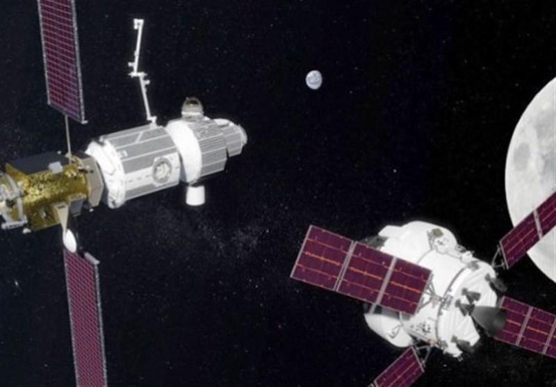 سفر به مریخ از فرودگاه فضایی ماه