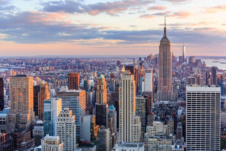 تغییرات نیویورک در دو سده به روایت تصویر