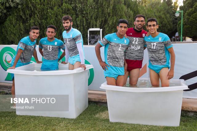 بلاتکلیفی تیم ملی فوتبال امید، چگونه برای المپیک دور خیز نموده ایم؟
