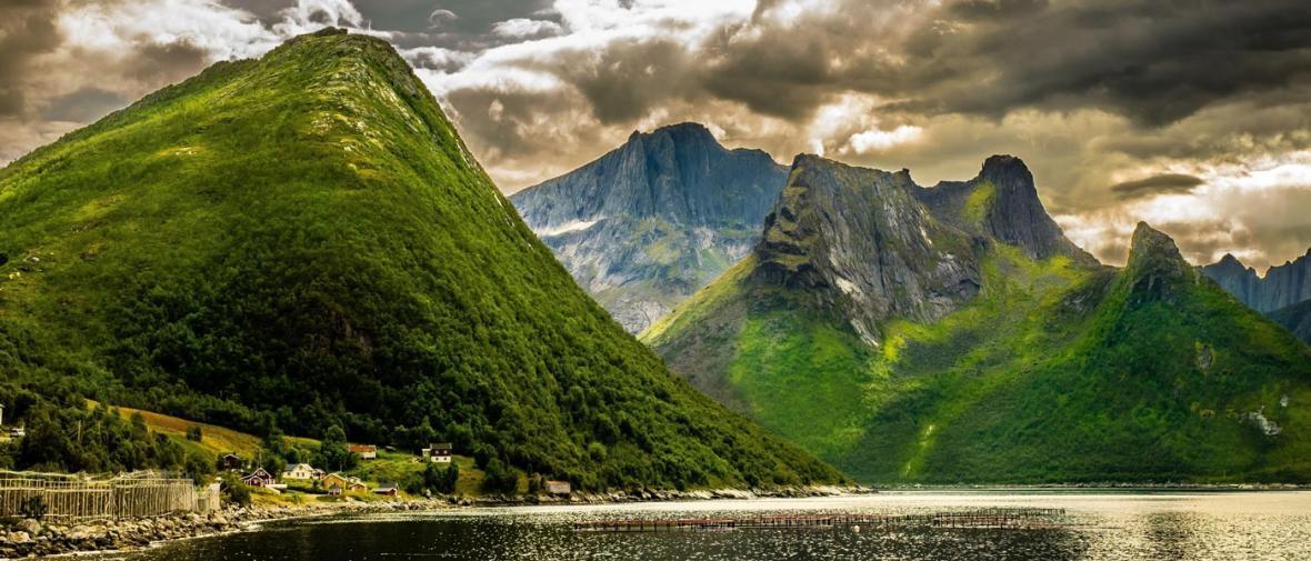 گشت و گذار: نروژ ، سرزمین پریان