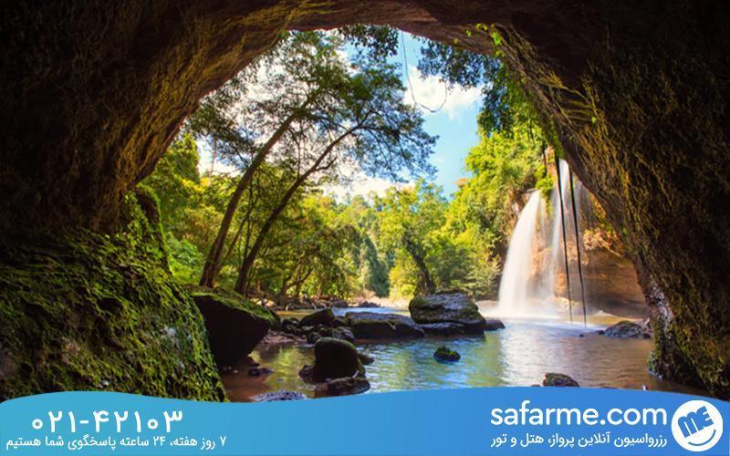 تایلند سرزمین جنگل های شگفت انگیز!