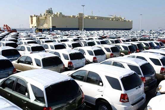 واردات خودرو در سال 99 مجاز است