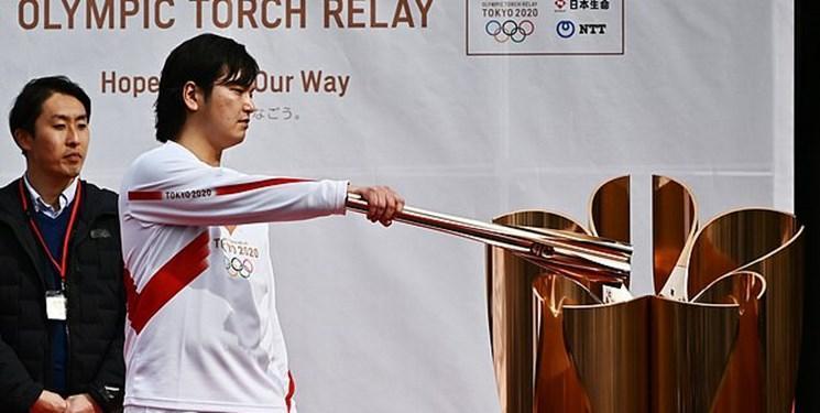 ممنوعیت حضور تماشاگران در زمان روشن شدن مشعل المپیک
