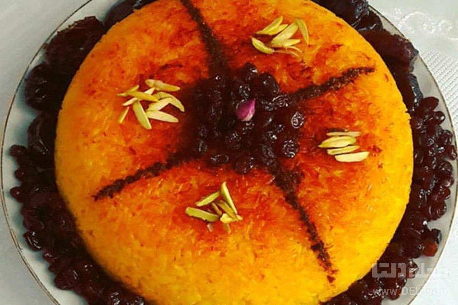 سوتی پلو ؛ غذای سنتی اردبیل