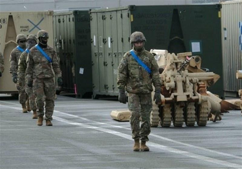 آماده باش ارتش آمریکا برای سرکوب اعتراضات مدنی در بحبوحه شیوع کرونا