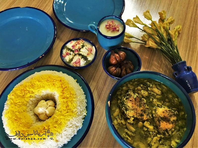 20 غذای خوشمزه شمال ایران