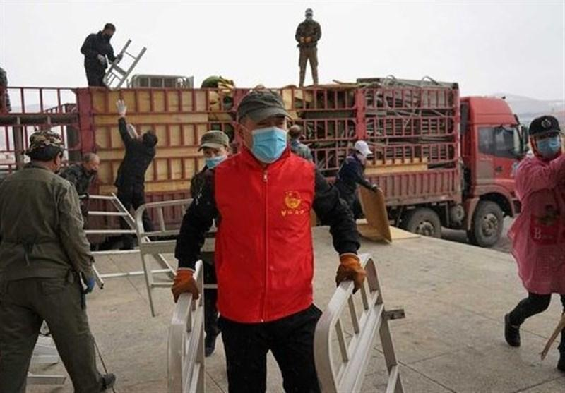 مرز چین و روسیه کلونی جدید ویروس کرونا