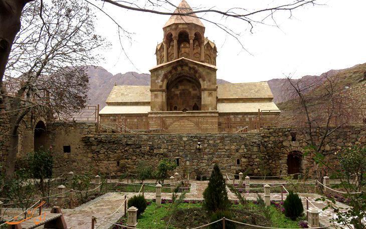 جاذبه های گردشگری جلفا، شهر مرزی آذربایجان شرقی