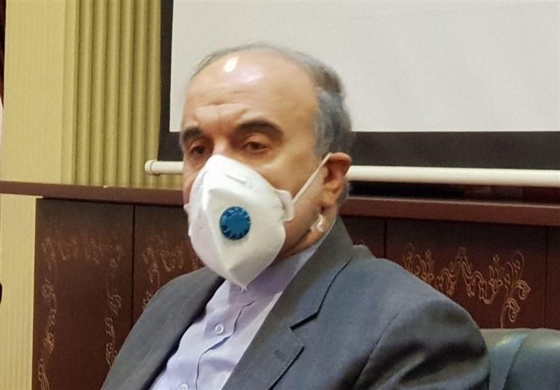 پیغام تشکر نماینده سازمان بهداشت جهانی در ایران از وزیر ورزش