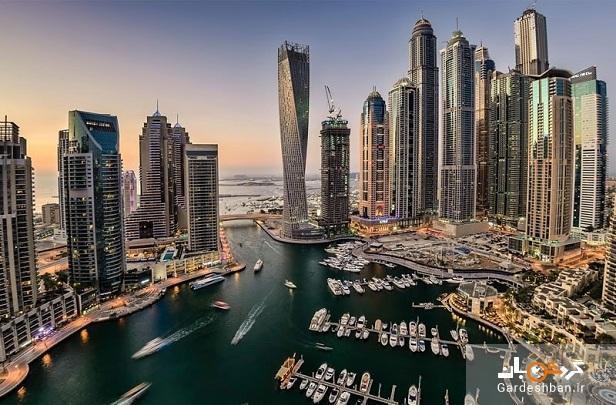4 مورد از لوکس ترین هتل های دبی