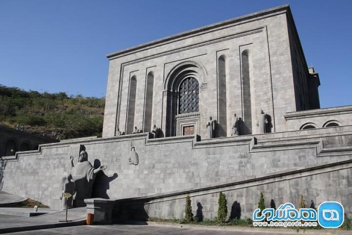 آشنایی با شماری از معروف ترین جاهای دیدنی ایروان