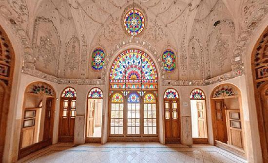 10 خانه - هتل سنتی و قدیمی شگفت انگیز ایرانی
