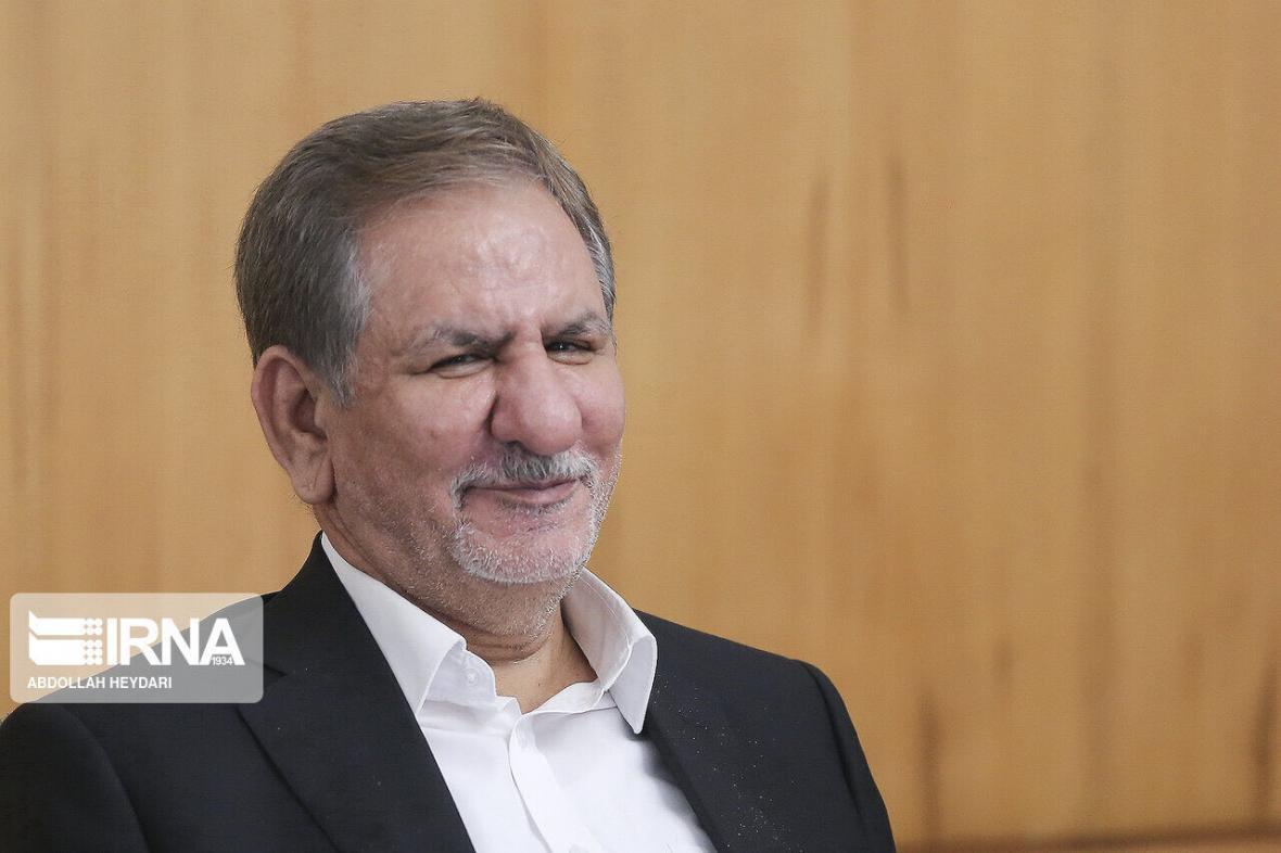 خبرنگاران معاون اول رییس جمهوری وارد کرمان شد