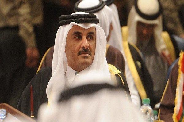 امیر قطر: 50 میلیون دلار به لبنان یاری می کنیم