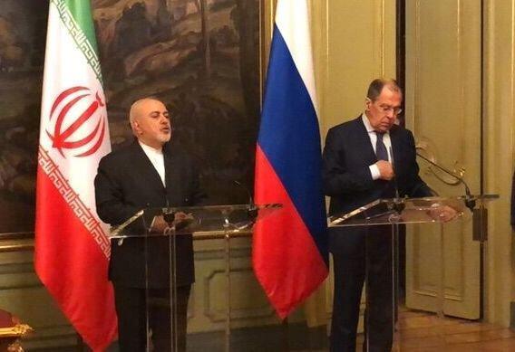جزئیات ملاقات مهم وزرای خارجه ایران و روسیه ، هشدار تند ظریف ، واکنش لاوروف به کوشش آمریکا برای تمدید تحریم تسلیحاتی ایران
