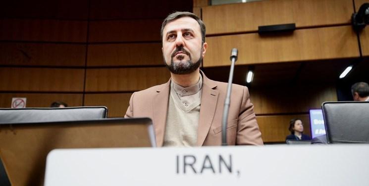 پیام نماینده ایران به شورای حکام آژانس