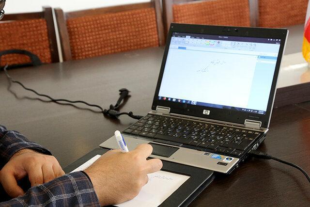 جزئیات برگزاری آنلاین امتحانات کتبی دانشجویان