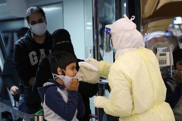 3 هزار و 943 مورد جدید ابتلا به کرونا در عربستان
