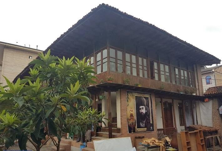 بازسازی خانه میرزا با هدف راه اندازی خانه موزه نهضت جنگل