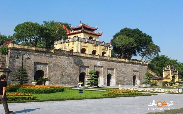 قلعه سلطنتی تانگ لانگ؛دژ تاریخی هانوی، تصاویر