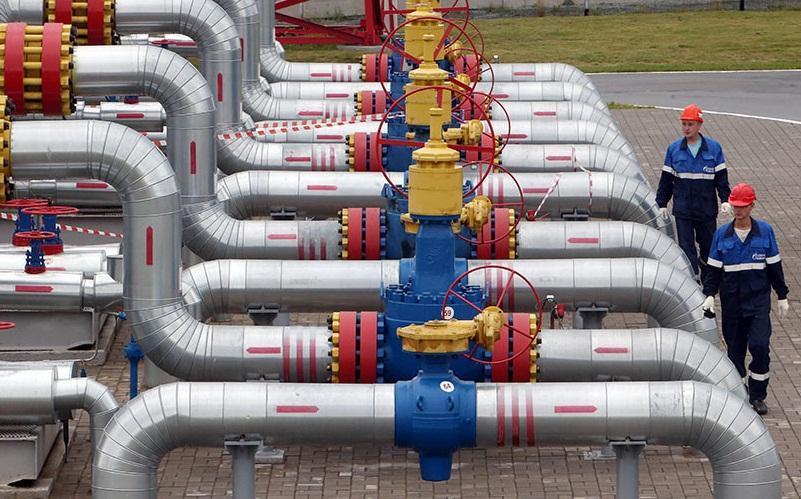 شرط اوکراین برای خرید گاز از روسیه