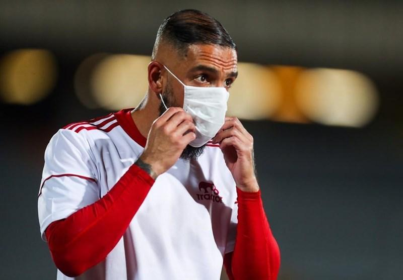 واکنش عجیب دژاگه به عدم حضورش در لیست جدید تیم ملی فوتبال