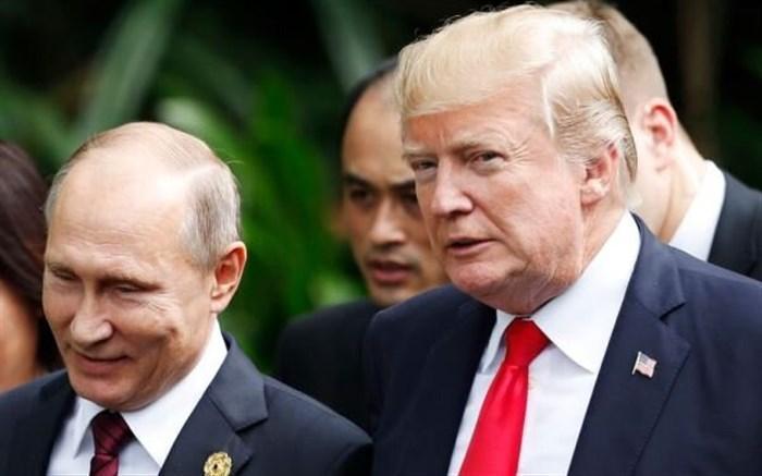 پوتین درباره ادعاهای ترامپ علیه بایدن: نظری ندارم