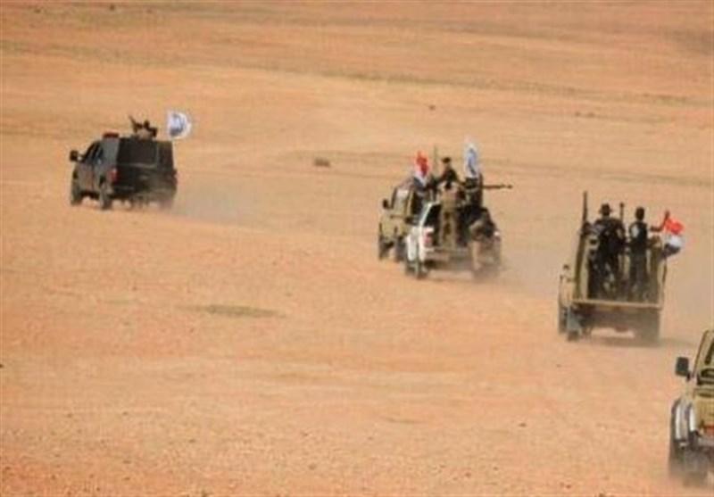 عراق، دفع حمله داعش توسط حشد شعبی در جنوب سامراء
