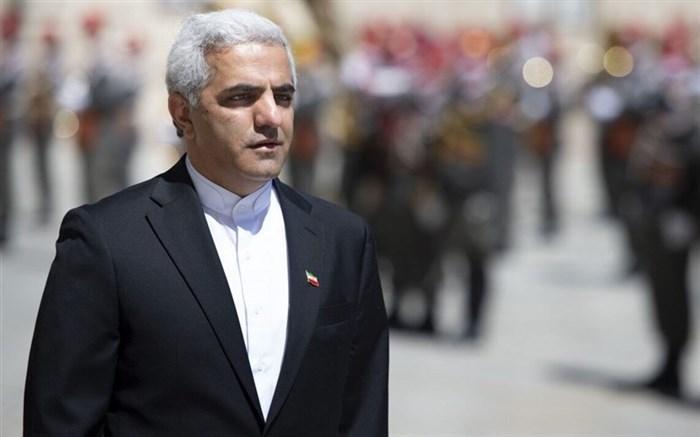 برگزاری دهمین نشست کمیسیون مالی ایران و اتریش در آینده نزدیک