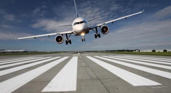 پرواز تهران به شیراز بدلیل نقص فنی در فرودگاه اصفهان به زمین نشست