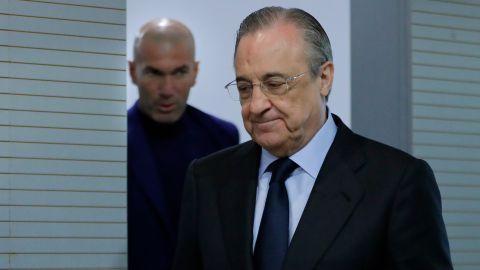پرز: رئال مادرید بهترین باشگاه دنیا است