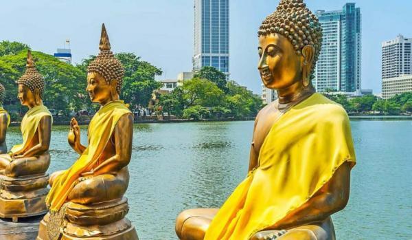 سریلانکا کجاست؟