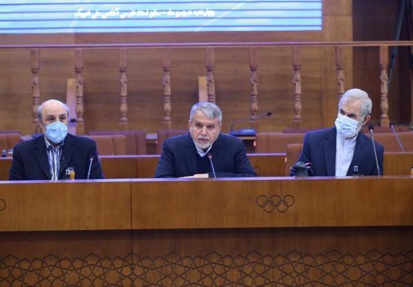 صالحی امیری: 80 درصد اهداف مان در کمیته ملی المپیک محقق شد، ورزش آلوده به سیاست نیست
