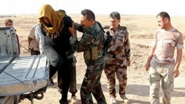 بازداشت 15 داعشی در استان نینوا