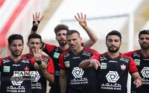 لیگ برتر ایران؛ کاپیتان پرسپولیس را به یک قدمی صدر رساند