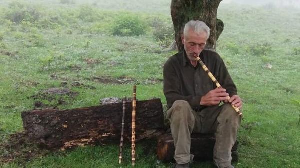 ثبت نادره موسیقی شبانی مازندران در میراث ملی