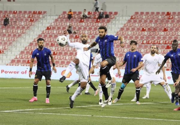 کاپ امیر قطر، صعود السیلیه با پاس گل رامین رضاییان