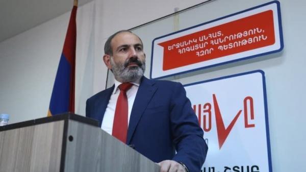 نخست وزیر ارمنستان انتخابات پارلمانی زودهنگام برگزار می نماید