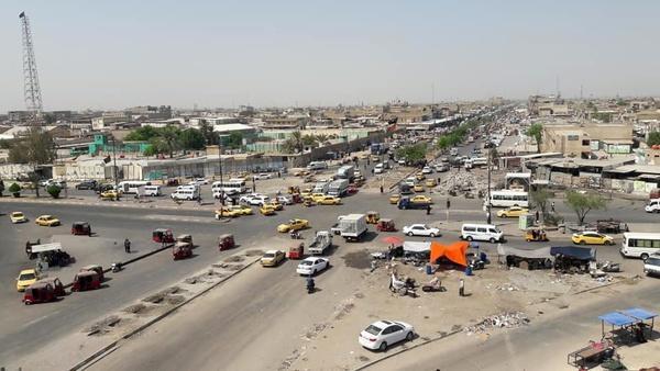 وقوع 2 انفجار مهیب در بغداد