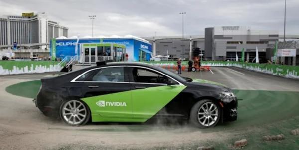 فراوری تراشه با قدرت یک تریلیون محاسبه در ثانیه برای خودروها