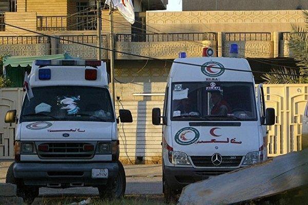 وقوع انفجار در شرق پایتخت عراق، 4 کشته و 17 زخمی