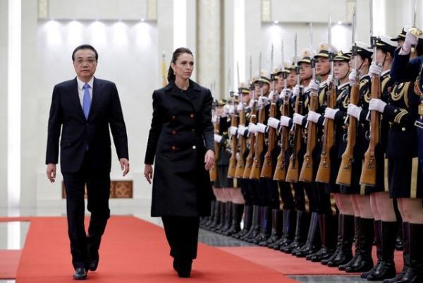نخست وزیر نیوزیلند: اختلافات نباید ماهیت رابطه میان ما و چین را مشخص کند