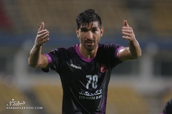 کوشش باشگاه پرسپولیس برای دائمی شدن قرارداد مغانلو