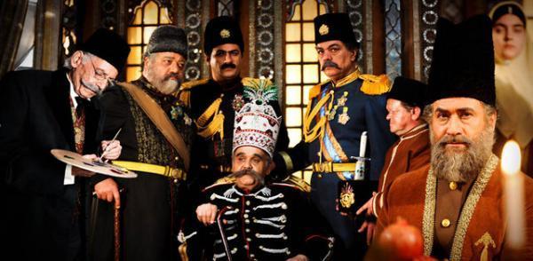 چرا ناصرالدین شاه این همه جذاب شد؟!