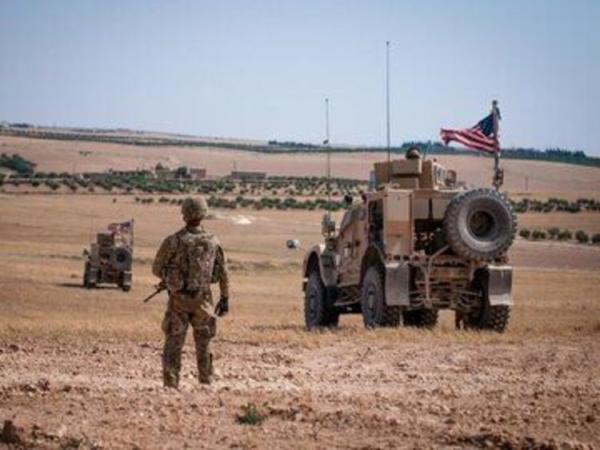 انفجار بمب در راستا کاروان تدارکاتی آمریکا در عراق